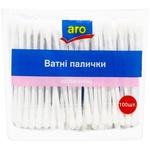 Aro Cotton Sticks 100pcs