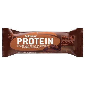 Батончик Tekmar Шоколад протеїновий 60г