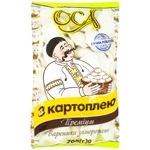 Osa frozen with potatoes vareniki 700g
