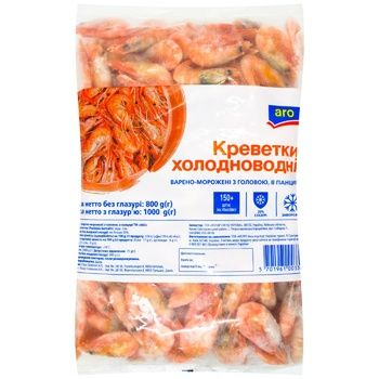 Aro Shrimps 150+(М)В/М 800g