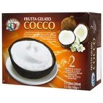 Мороженое Gelato D'Italia со вкусом кокоса 2штХ75г