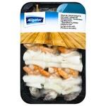 Alligator skewer frozen seafood 270g