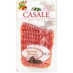 Колбаса Casale Spianata Romana салями римская сыровяленая нарезка 80г