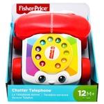 Іграшка-каталка Fisher-Price Веселий телефон