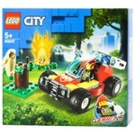 Lego Fire in the forest Constructor