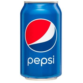 Напиток Pepsi 0,33л - купить, цены на Ашан - фото 2