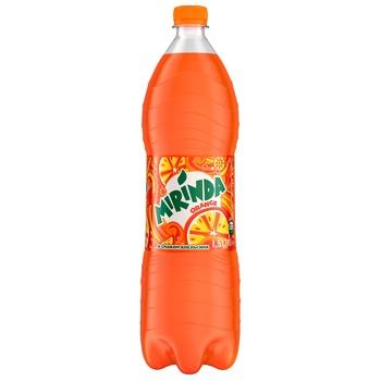 Mirinda Orange 1,5l - buy, prices for CityMarket - photo 1