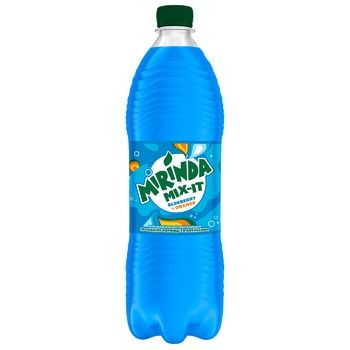 Mirinda Carbonated beverage Blueberry orange 1l