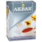 Чай чорний Akbar Earl Grey 100г