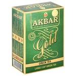 Akbar Green Gold Green Leaf Tea 100g
