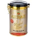 Black tea Akbar Royal Gold big leaf 150g