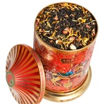 Akbar Music Carousel Orient Mystery Leaf Teas Blend with Flower Petals and Rose Oil 250g - buy, prices for Auchan - photo 3