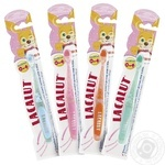 Lacalut Child toothbrush for 4 y.o. kids