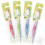 Зубная щетка Лакалут детская 4+ - купить, цены на МегаМаркет - фото 1