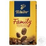 Кава Tchibo мелена Family 250г