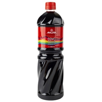 Соус соєвий Akura Classic 1л - купити, ціни на Novus - фото 1