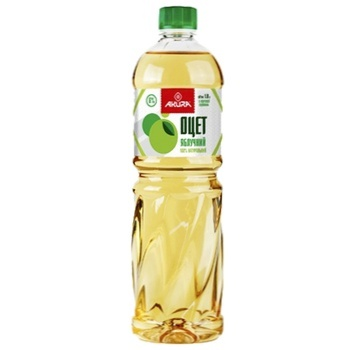 Уксус Akura яблочный натуральний 6% 1л