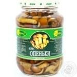 Mushrooms honey fungus Charme canned 480g glass jar