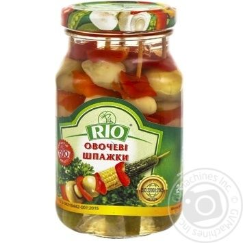 Rio canned vegetables 300ml - buy, prices for Novus - image 1