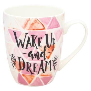 Чашка Keramia Wake Up 360мл 21-279-043