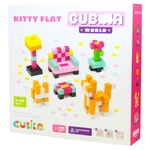 Дерев'яний конструктор Cubika World Кішкин будинок