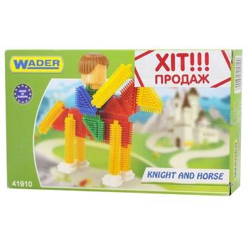 Конструктор Wader Ёжик в ассортименте - купить, цены на СитиМаркет - фото 4