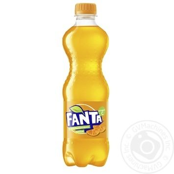 Fanta Orange Strongly Carbonated Drink 0,5l - buy, prices for Novus - image 1