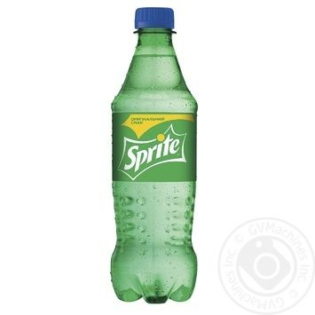 Sprite non-alcoholic highly carbonated drink 500ml - buy, prices for Novus - image 1