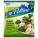 Суміш овочева Poltino з брокколі швидкозаморожена 450г