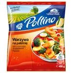 Смесь овощная Poltino Овощи для жарки по-деревенски быстрозамороженная 450г