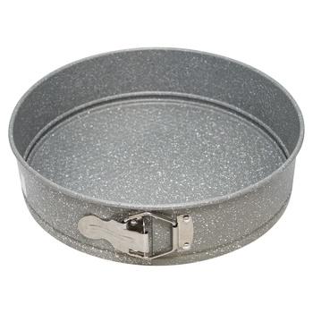 Форма для выпечки мрамор 0035/24см - купить, цены на МегаМаркет - фото 1