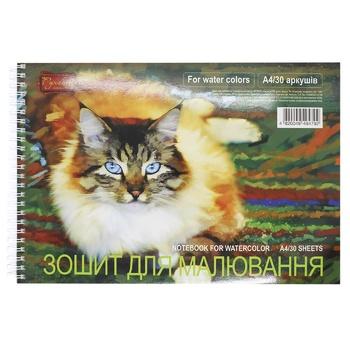 Альбом Тетрада для рисования 30 листов - купить, цены на МегаМаркет - фото 3