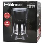 Кофеварка капельная Holmer HCD-011