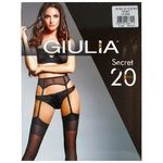 Панчохи Giulia Secret 20den 1/2 nero