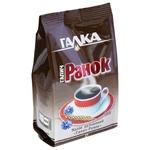 Напиток кофейный Галка Галич-Ранок с экстрактом из корня цикория растворимый порошкообразный 100г