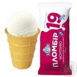 Мороженное Хладик Пломбир 19 в вафельном стакане 19% 70г - купить, цены на Таврия В - фото 2