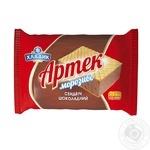 Мороженое-сэндвич Хладик Артек шоколадное 75г