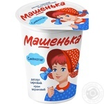 Mashenka Smachnenkyi Cottage Cheese Dessert 5% 180g - buy, prices for Auchan - image 1