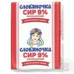 Творог Славяночка кисломолочный 9% 200г Украина - купить, цены на Фуршет - фото 2