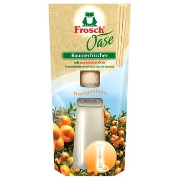 Освежитель воздуха Frosch Оазис Апельсиновая роща 90 мл - купить, цены на СитиМаркет - фото 1