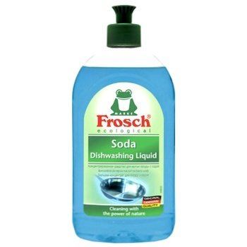 Средство для посуды Frosch Soda 500мл