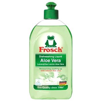 Frosch Aloe Vera Dishwashing liquid 500ml - buy, prices for Auchan - photo 1