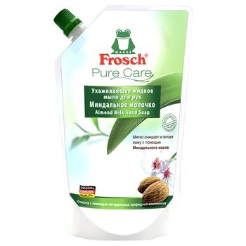 Мыло жидкое Frosch Миндальное молочко 500мл