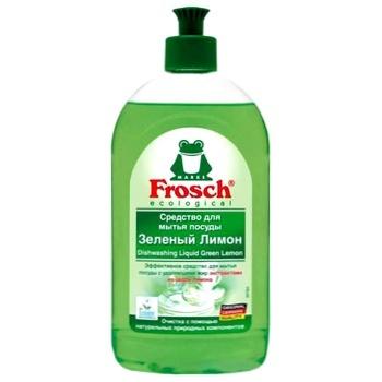 Frosch Dishwashing detergent 500ml - buy, prices for Metro - photo 1
