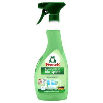 Frosh glass cleaner alcohol 500ml