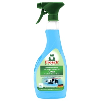 Frosch Soda Universal Cleaning Agent 500ml