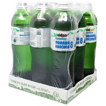 Alex Polyana Kvasova-8 Mineral Water Medical-table Hydrocarbonate Sodium Boron 0,5l Package 9pcs