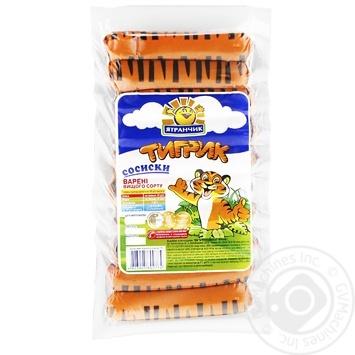 Yatranchik Tygryk Boiled Sausages - buy, prices for Furshet - image 1