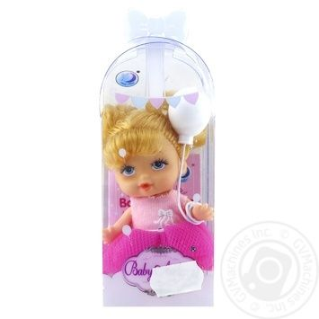 Игрушка Кукла с аксессуарами в ассортименте - купить, цены на Novus - фото 2