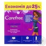 Ежедневные прокладки Carefree Fresh Large 36шт